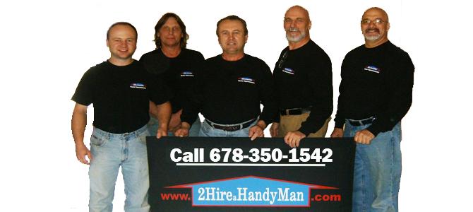 2 Hire a Handy Man Crew